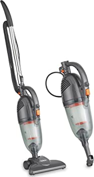 2. VonHaus 2 in 1 Stick & Handheld Vacuum Cleaner