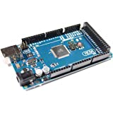 Mega 2560 R3 Board mit ATmega2560, ATmega16U2, 100% Arduino kompatibel