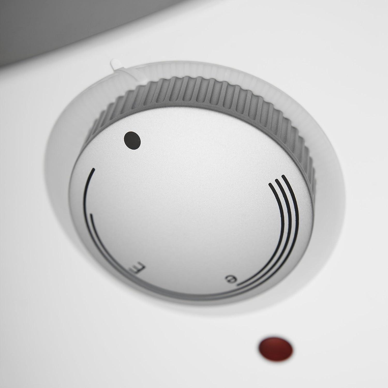 AEG 222154 Hoz 5 Comfort - Calentador de sistema abierto (tamaño pequeño, 5 litros, 2 kW, 230 V), color blanco: Amazon.es: Bricolaje y herramientas