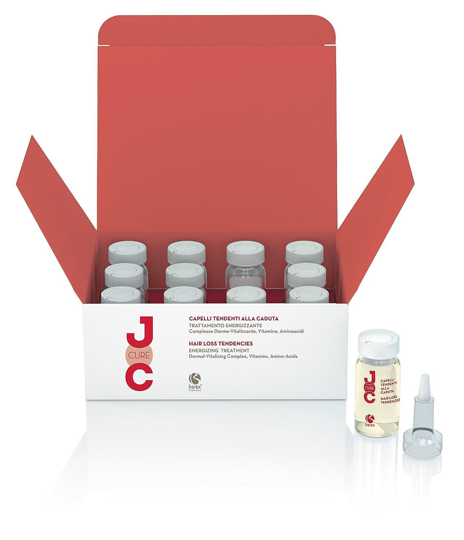 Joc Cure Tratamiento Estimulante para pelo tendenti Alla caída 12 ...