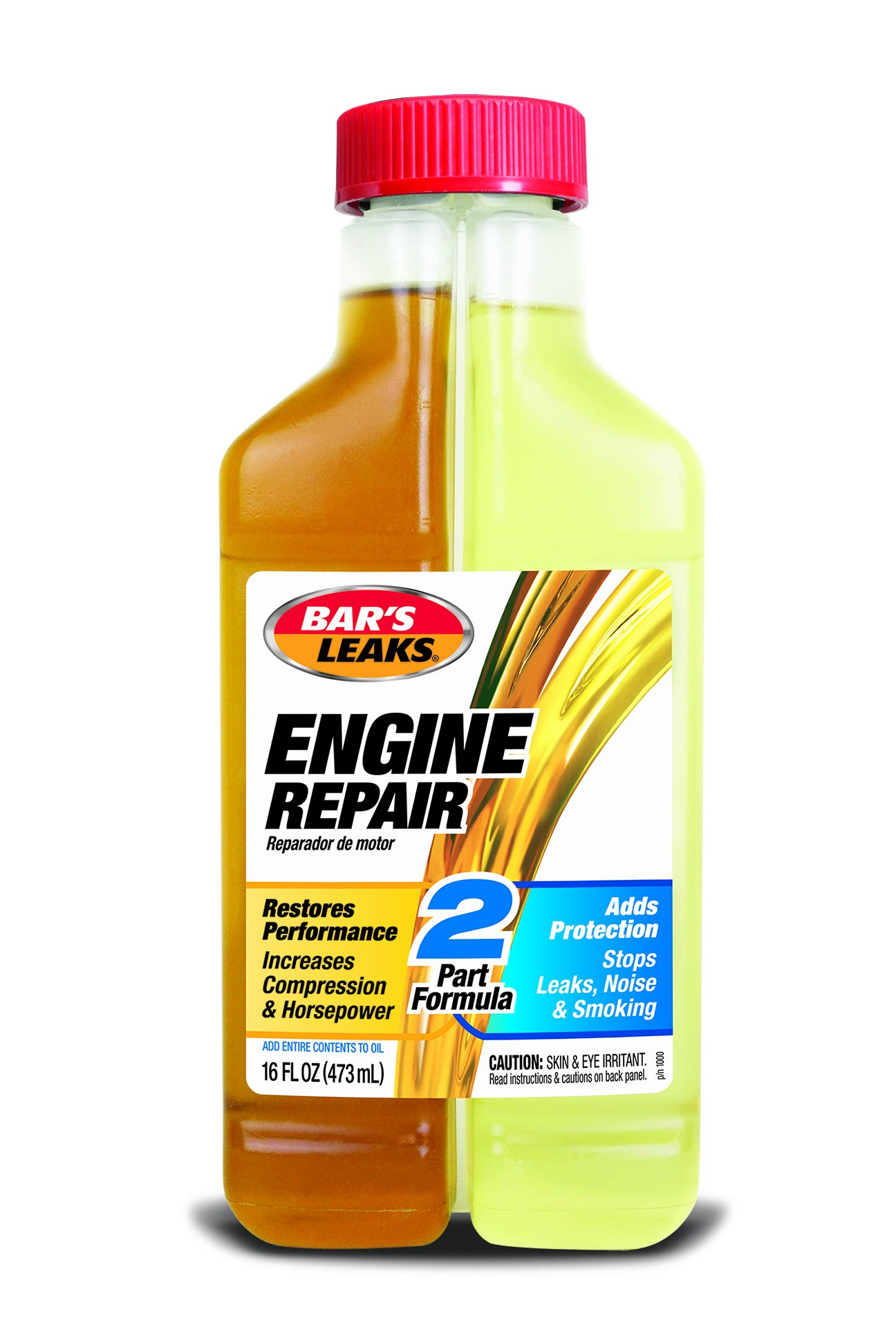 Bar's Leaks 1000-4PK Engine Repair - 16 oz., (Pack of 4)