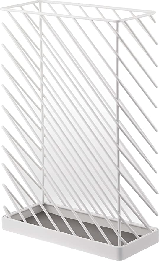 Amazon.com: Yamazaki Home Slash Paragüero, rectangular ...