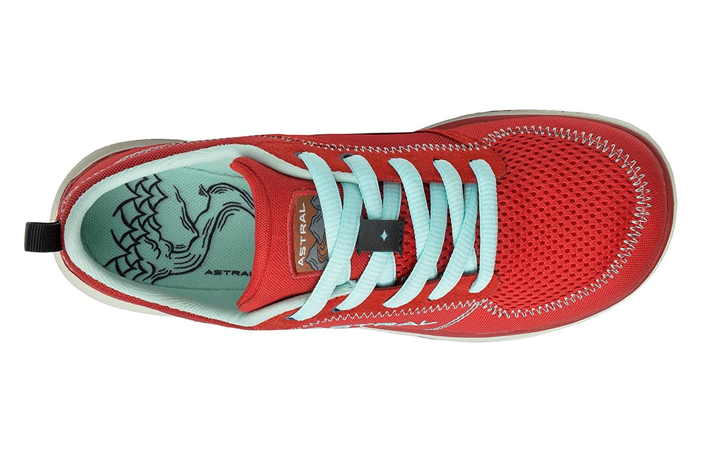 Astral Brewess 2.0 Women's Water Shoe B079C5TQWG 10.0 Rosa Red