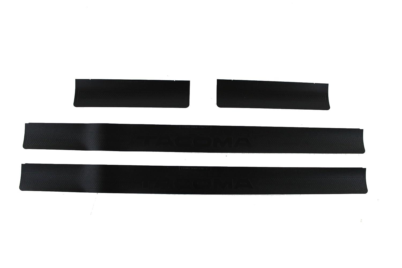 TOYOTA Genuine Accessories PT747-35051 Door Sill Protector