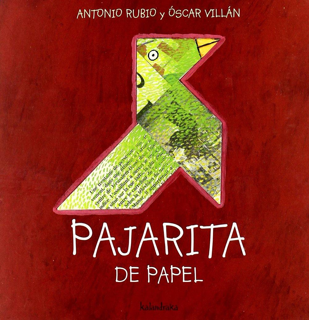 Pajarita de papel (de la cuna a la luna): Amazon.es: Antonio ...
