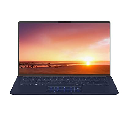 ASUS ZenBook 14 UX433FA-A6061T 14-inch FHD Thin and Light Laptop (8th Gen  Intel Core i5-8265U/8GB RAM/256GB PCIe SSD/Windows 10/Integrated