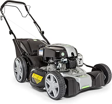 Murray EQ700X Self-Propelled Petrol Lawnmower with Briggs & Stratton - Best for Long Grass