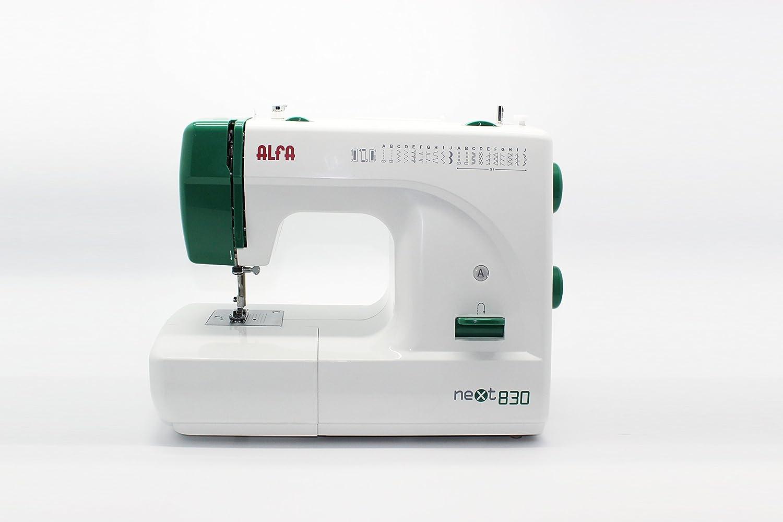 Alfa NEXT830 - Máquina de Coser (Máquina de Coser semiautomática ...