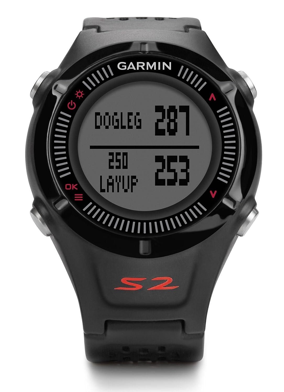 Garmin Approach S2 - Reloj con pulsómetro para Golf