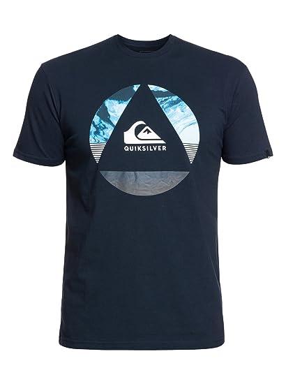 Quiksilver - Camiseta - Hombre - XS - Azul
