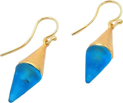Alpha Xi Delta Sorority Rhodium Crystal Post Earrings Jewelry Sister Rush Gift