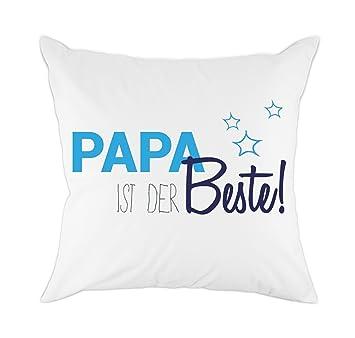 Redland Art Papa Ist Die Bester Zierkissenbezüge Für Mama Papa