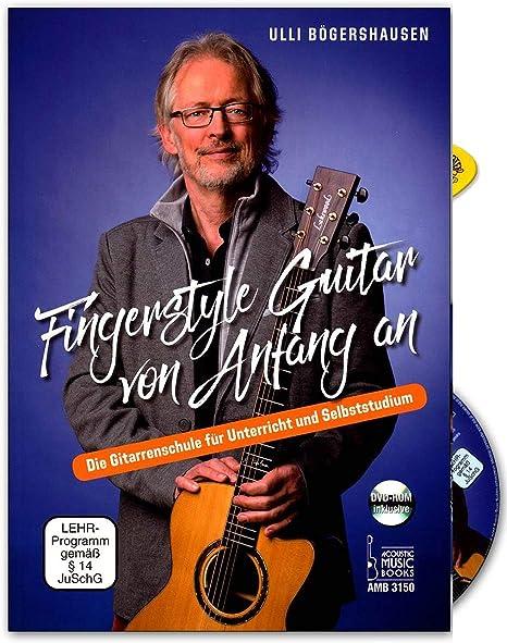 Fingerpicking Guitar desde el principio – Guitarra Escuela para ...