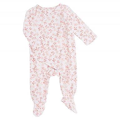 3302f5641 Amazon.com  aden + anais Baby Long Sleeve Kimono One-Piece  Clothing
