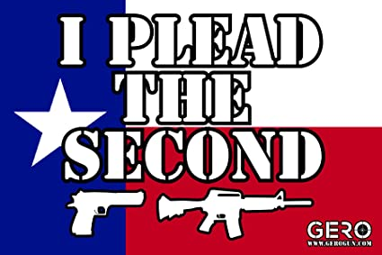 2nd Amendment Skull Big Sticker Vinyl Large Gun Rights Decal