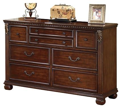 Amazon Com Ashley Furniture Signature Design Leahlyn Dresser 7
