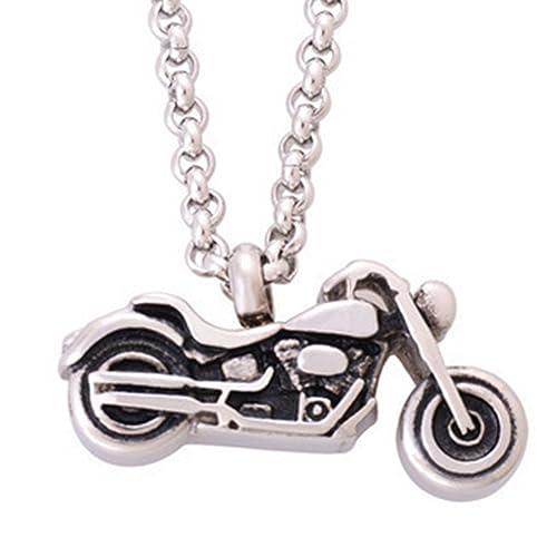 collier femme moto