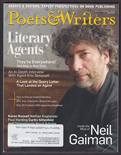 POETS & WRITERS Neil Gaiman Karen Russell Nathan Englander +
