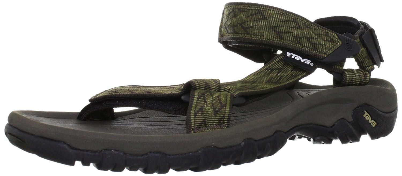 [テバ] サンダル HURRICANE XLT メンズ (旧モデル) B0084FL9SU 13 Wavy Trail/Olive