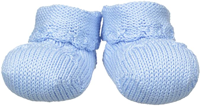 e216c0589ab9 Amazon.com  Jefferies Socks Baby Newborn Cable Bootie