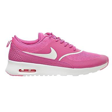 Nike Air Max zapatos de color rosa Vivid Thea: Amazon.es