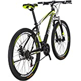 Moutain Bike TSMX1 21 Speed MTB 27.5 Inches Wheels Dual Suspension Mountan Bicycle