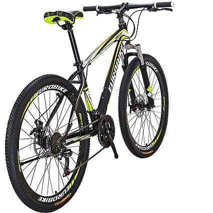 b8c946a7c26 Amazon.com : Eurobike Moutain Bike TSM X1 27.5