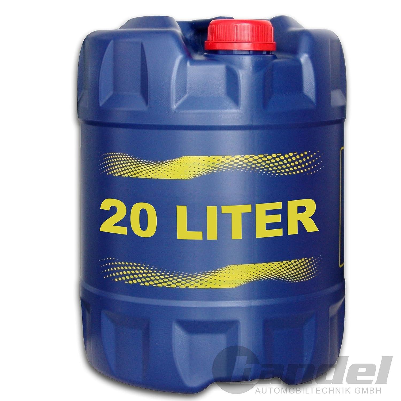 MANNOL Motorenö l 2-Takt Plus API TC, 4 Liter MN7204-4