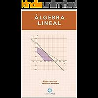 Álgebra Lineal (Cálculo Ingeniería Book 4) (English Edition)