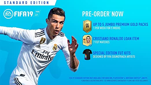 Electronic Arts FIFA 19 - Xbox One: Amazon.es: Electrónica