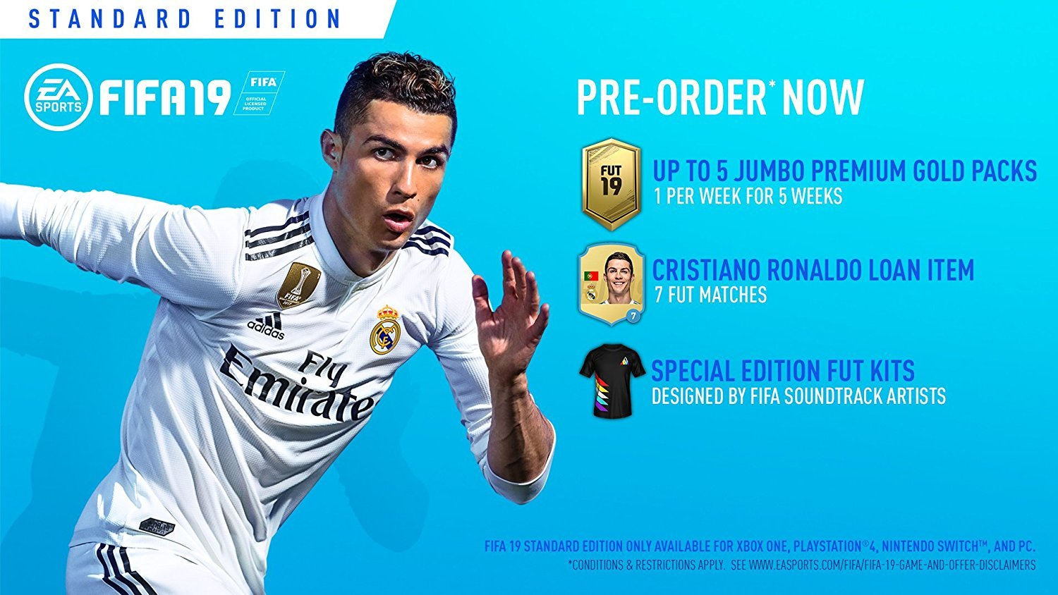 Buy Fifa 19 (Xbox One) Online at Low Prices in India | Electronic