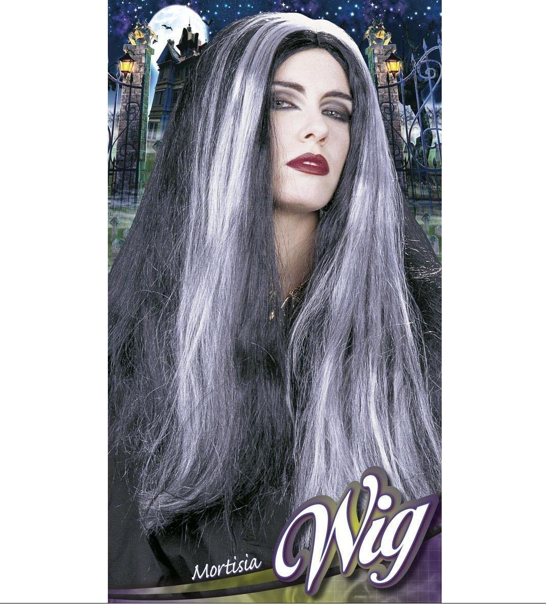 WIDMANN 6070D - Peluca bruja para mujer (adulto): Amazon.es: Juguetes y juegos