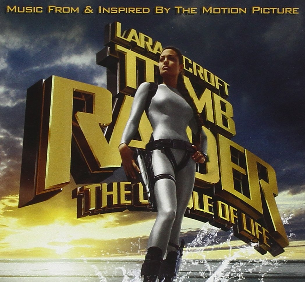 Alan Silvestri Various Artists Lara Croft Tomb Raider The