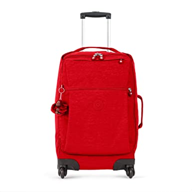 cc76da6177 Amazon.com  Kipling Darcey Small Carry-On Rolling Luggage Cherry Tonal   Clothing