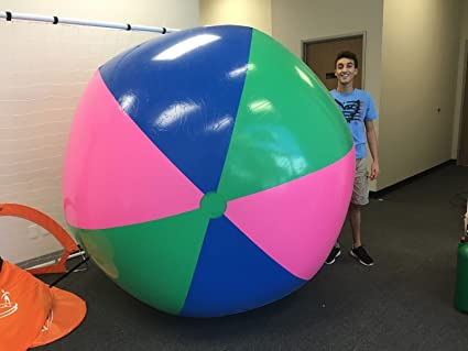 New England Inflatable Beach Balls