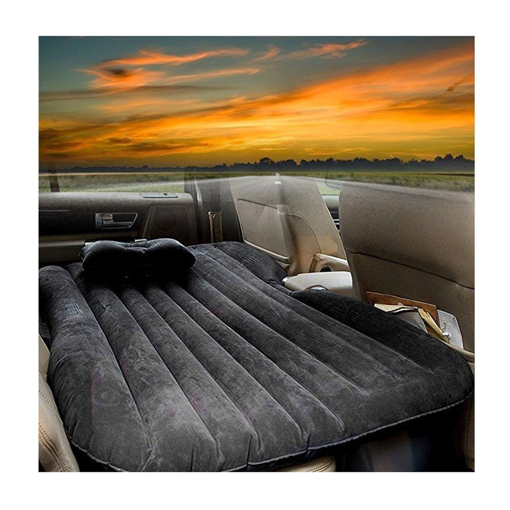 L&Z Sport Auto Reise Aufblasbare Matratze Luftbett Kissen Camping Universal SUV Erweiterte Air Couch Mit Zwei Luftkissen