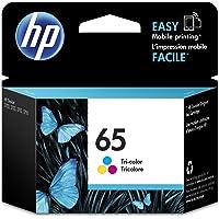 HP 65 Original Tri-Color Ink Cartridge (N9K01AA)