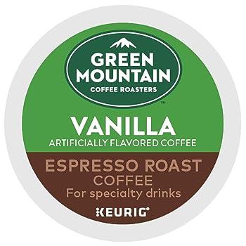 Green Mountain Coffee Roasters Vanilla Espresso K Cup