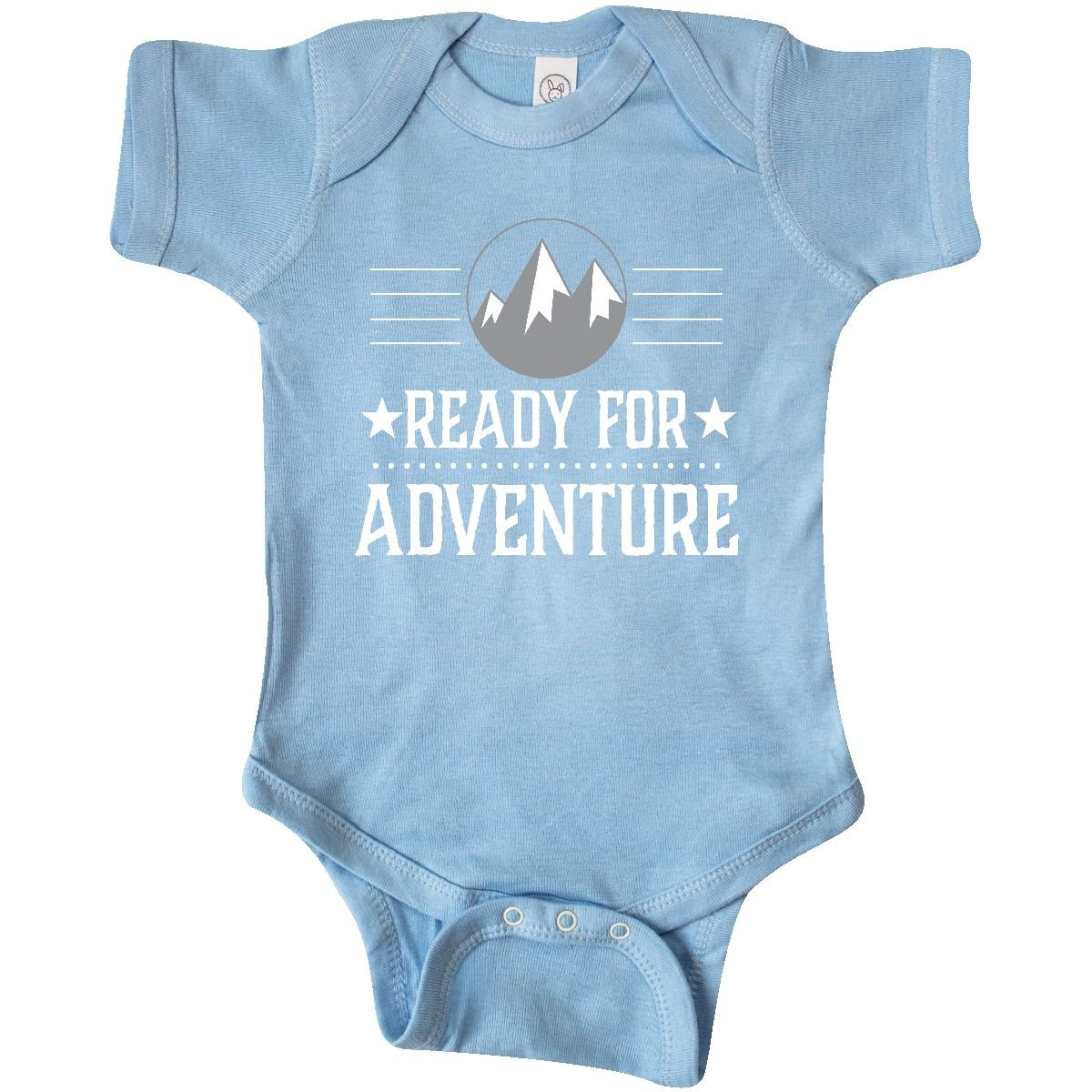 inktastic - Ready for Adventure Hiking Infant Creeper 6 Months Baby Blue 2ffdb