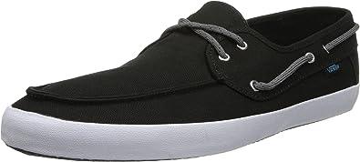vans mend boat shoes