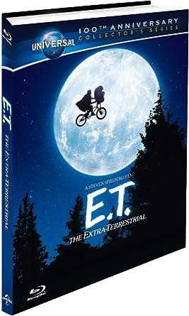 ET - Edición Libro [Blu-ray]: Amazon.es: Henry Thomas, Dee Wallace ...