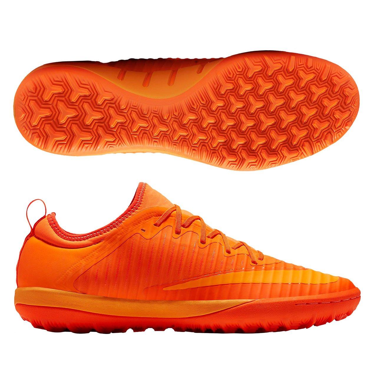 Nike Herren 831975-888 Fuszlig;ballschuhe  39 EU|Orange (Total Orange / Bright Citrus-hyper Crimson)