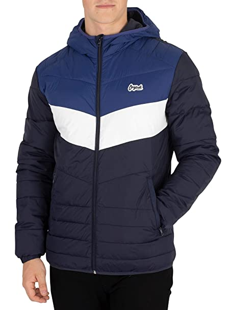 JACK & JONES Jorbend Light Puffer Chaqueta para Hombre