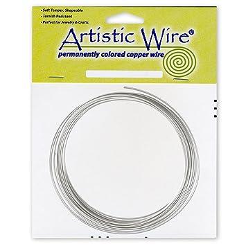 Beadalon Draht Artistic Wire-Tin- 16 Gauge, 10: Amazon.de: Küche ...