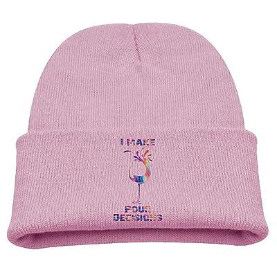 BABY CAP X Make Pour Decisions BabysSoft Hat