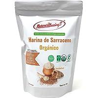 Harina de Trigo Sarraceno Orgánica 500g