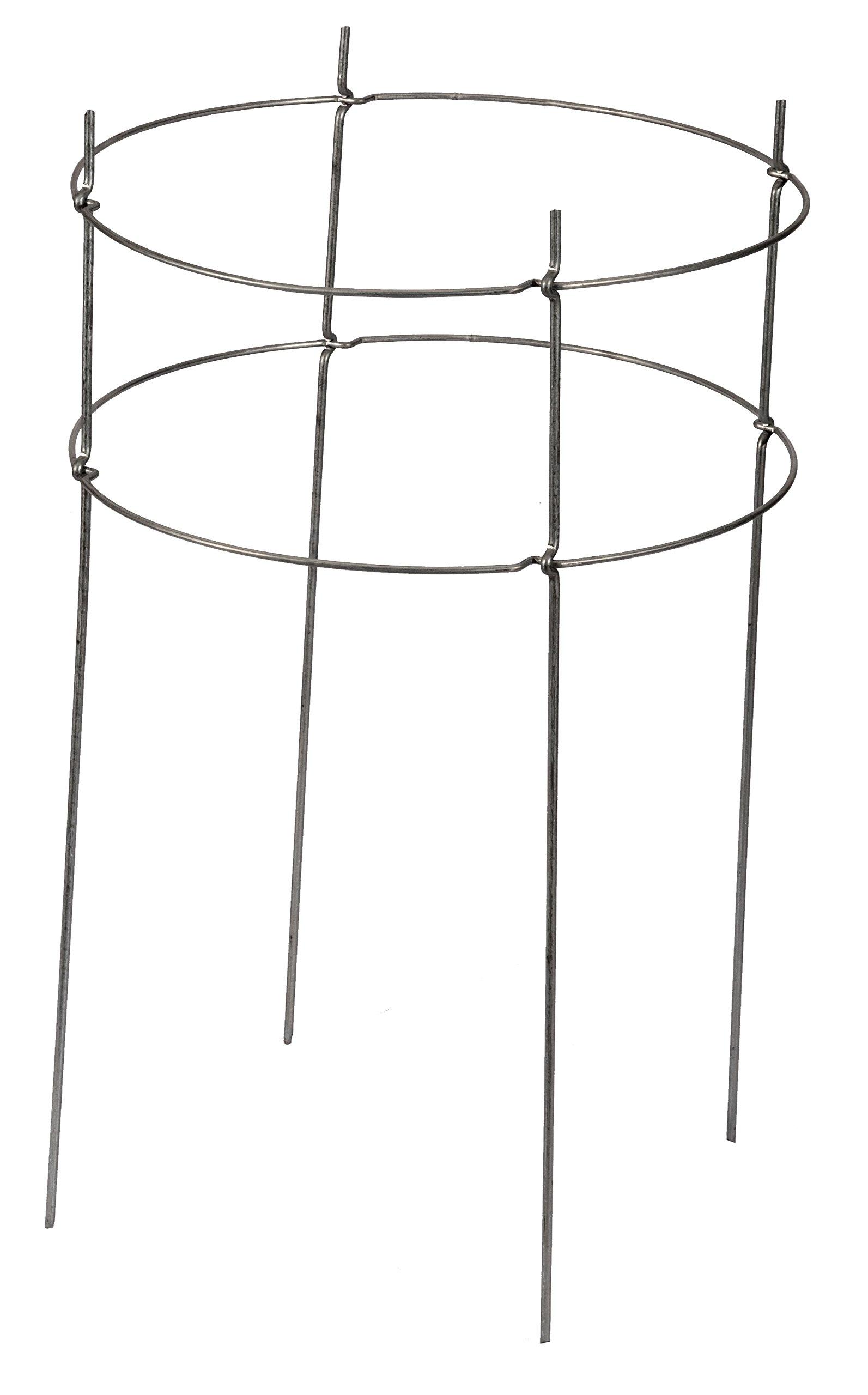 Fiberglass Innovations PR-3-2 Peony Cage, 2 Pack, Metal