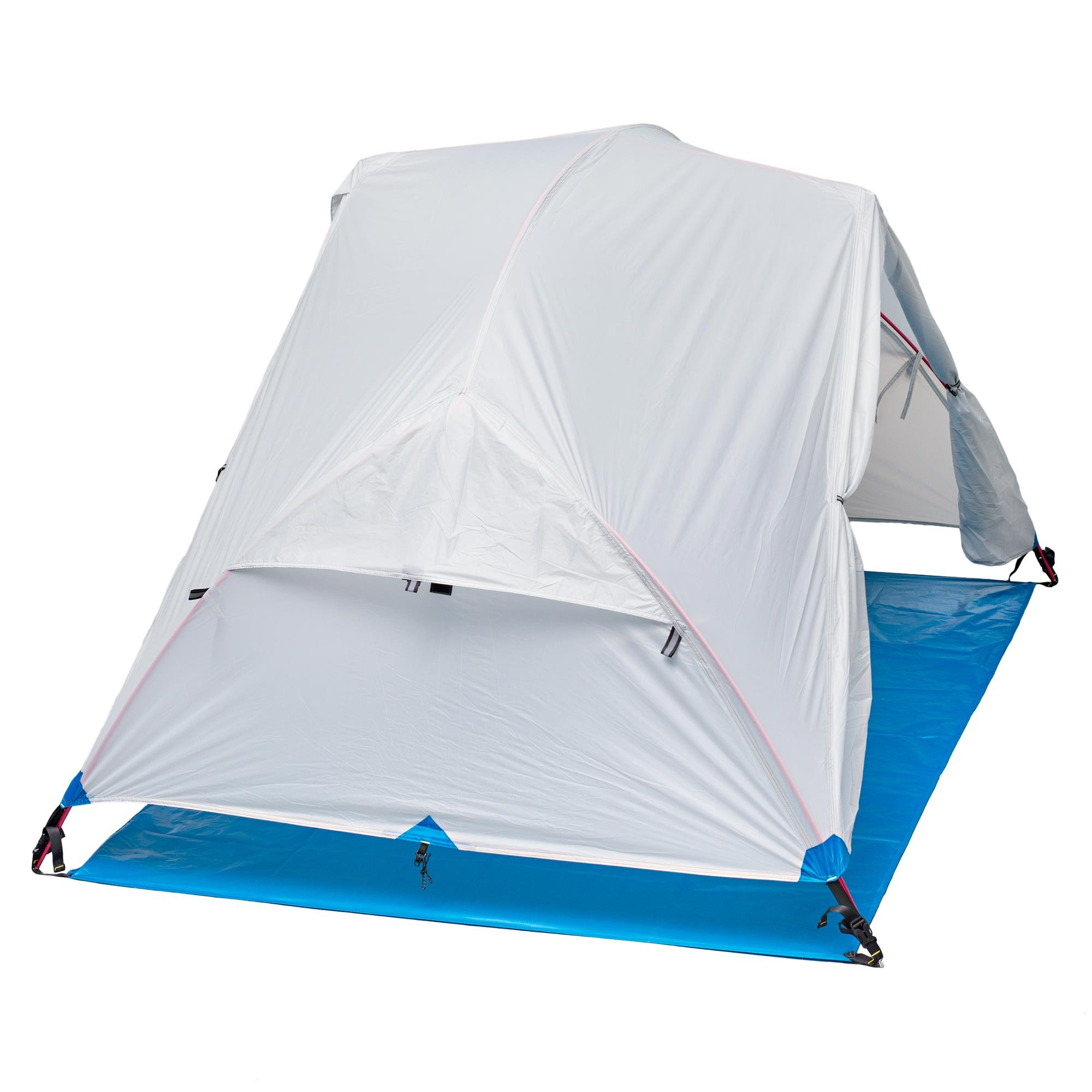 Zion 2P Two Person Lightweight Tent and Footprint - Perfect for Backpacking, Kayaking, Camping and Bikepacking by Paria Outdoor Products (Image #6)