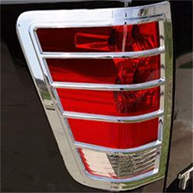 Putco 403813 Chrome Trim Tail Light Cover
