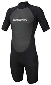Lemorecn Premium Neoprene Shorty Surfing Wetsuit